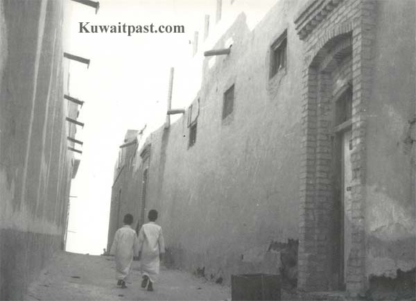 فريج كويتي قديم